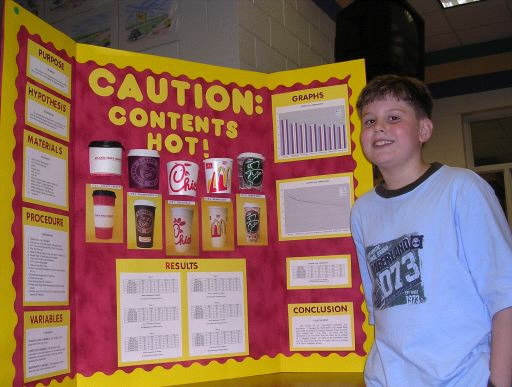 Science Fair on Ideas For 5th Grade Winning Science Fair Projects
